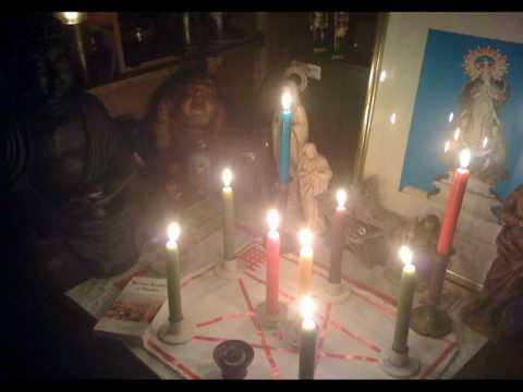 rituel de la magie